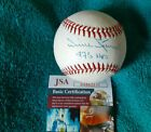 Pittsburgh Pirates Willie Stargell autographed NL baseball 475 HR's added JSA #baseball $199.95 Minor League Baseball, Major League, 1979 World Series, Roberto Clemente, Willie Mays, Pittsburgh Pirates, National League, Autographed Baseballs