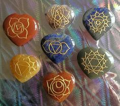 Hey, I found this really awesome Etsy listing at https://www.etsy.com/listing/483135909/chakra-heart-stone-balancing-set