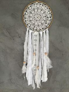 Spirit lace  Dream catcher  catch-dream  size by IlfaitbeauDesign