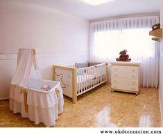 Consejos para el cuarto del bebe