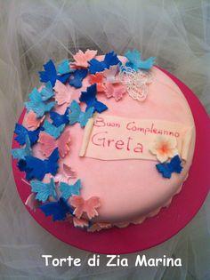 Torte di zia Marina: Torta Greta