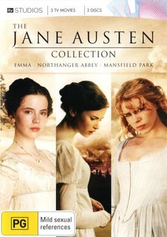 Emma (1996) / Mansfield Park (2007) / Northanger Abbey (2007 ...