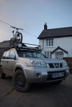 Nissan X-trail build/trip thread from the UK - Expedition Portal