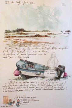 28 décembre 2013 -  Une Bretagne par les Contours / Île de Batz