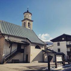 The chapel in Livigno centre
