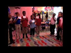 Check out this video on a kindergarten morning meeting!