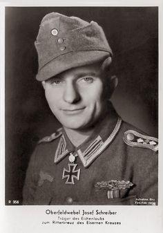 ✠ Josef Schreiber (24.12.1919 - 28.01.1945 RK 31.03.1943) Feldwebel Zugführer i. d. 4./Sturm-Rgt 14 78. Sturm-Division [309. EL] 05.10.1943 Oberfeldwebel Zugführer i. d. 7./Sturm-Rgt 14 78. Sturm-Division