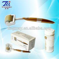 0,2-3,0 mm micro ihlové 192 Titanium ZGTS Derma valček Micro Needle Roller, Derma Roller
