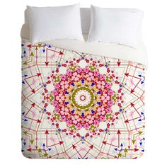 Lisa Argyropoulos Every Which Way Duvet Cover | DENY Designs Home Accessories