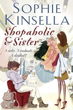 Shopaholic and Sister by Sophie Kinsella ⭐️⭐️⭐️⭐️⭐️