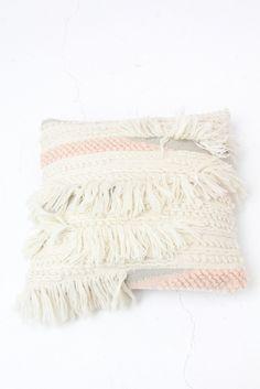 Beklina Elizabeth Pillow One With Fringe / Minna