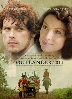 Outlander series out next year, I can't wait!! // Fan Art created by @Bea_triz_76