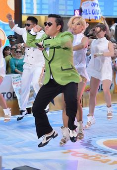 Psy's 'Gangnam Style' is the most liked video in Youtube history
