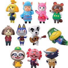 Animal Crossing New Leaf Figurine | Games & Toys on Carousell