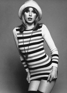 """bebe buell """"icon of fashion"""" Seventies Fashion, Mod Fashion, 1960s Fashion, Fashion Models, Vintage Fashion, Womens Fashion, Bebe Buell, Pattie Boyd, Estilo Hippie Chic"""