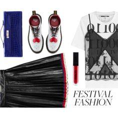 Festival Fashion - Top Set 8/15/17