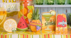 New Summer / Fruit Kit from SVGCuts.com! http://svgcuts.com/blog/2013/05/03/free-gift-fruity-fiesta-svg-kit-6-99-value/