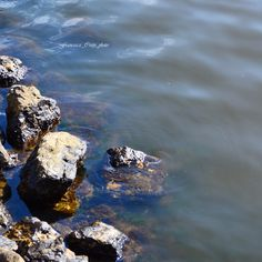 #sea #italy #place #water #blue #stones #rocks #nikon #nature #summer