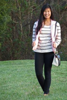 Pastel N Pink: Pink Quilted Vest
