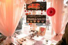 Magnolia Bakery, em New York, os melhores cupcakes do mundo!