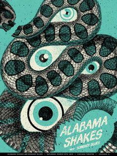 Alabama Shakes Catharsis  2015