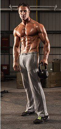 Fat Loss: Greg Plitt's 12 Laws Of Lean
