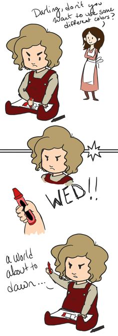 um...no. there is only one color Enjolras will use...