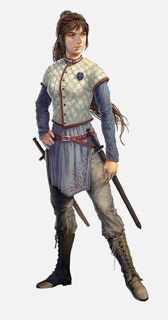 """Ellion's school of Battle's apprentice, Fortram"""