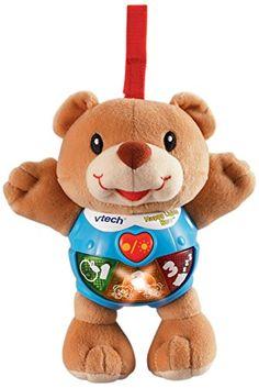 VTech Baby Happy Lights Bear Play Toy