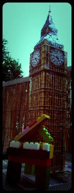 A Londres...