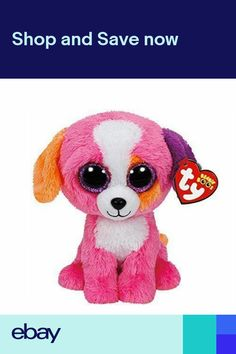 TY BEANIE BABIES BOOS AUSTIN DOG PLUSH SOFT TOY NEW WITH TAGS eba67442f19b