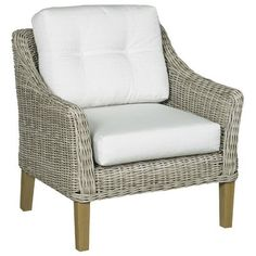 Online shopping discount Telluride Lounge Chair with Cushions by Forever Patio Wicker Lounge Chair, Outdoor Wicker Chairs, Patio Lounge Chairs, Patio Seating, Club Chairs, Rattan, Room Chairs, Outdoor Dining, Dining Chairs