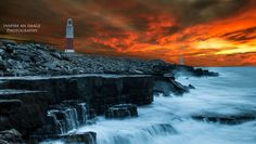 Portland Bill by Inspire An Image, via 500px.