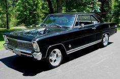 1966 Chevy Nova.