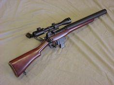 De Lisle Carbine - THR