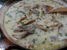 Skillet Dishes- Great way to put together a meal with a little of this and a little of that.