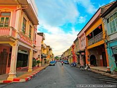 Old Town Phuket: Finally, a reason to leave the beach, more infor here; http://hotel-travel-phuket.com/articles/