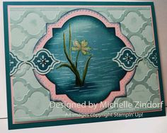 Mosaic Love & Sympathy - MZ by Zindorf - Cards and Paper Crafts at Splitcoaststampers Mosaic Madness, Making Greeting Cards, Get Well Cards, Pretty Cards, Watercolor Cards, Sympathy Cards, Card Tags, Paper Cards, Cool Cards