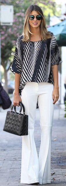 Calça Branca|Maria Cheia de Estilo                                                                                                                                                                                 Mais