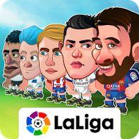 Head Soccer La Liga 2017 3.1.0 Apk Mod (Unlimited Money)