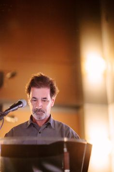 Poet and educator, Michael Hettich read his work as part of our Regional Writers' Salon on July 16, 2013.