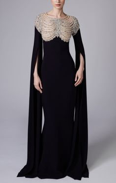 What Tyanna of the Tower, one of Maegor the Cruel's wives and his Mistress of Whispers, would have worn, Reem Acra