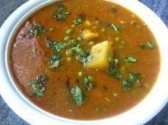 Aloo Matar (Potatoes & Peas) Curry Recipe