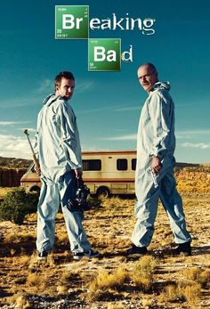 Breaking Bad Season 2 Studio Gallery - Jesse Pinkman (Aaron Paul) and Walter White (Bryan Cranston) Breaking Bad Poster, Affiche Breaking Bad, Watch Breaking Bad, Breaking Bad Series, Breaking Bad Jesse, Jesse Pinkman, Bryan Cranston, Aaron Paul, Disney Channel