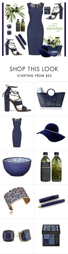"""""""It's Rosemary's Time to be Queen"""" by jakenpink ❤ liked on Polyvore featuring Schutz, Mark & Graham, Phase Eight, Pfaltzgraff, Les Georgettes, Kate Spade and Givenchy"""