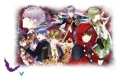 Grim-gai no Ouji-sama, Red Hood, Hansel  Sleepy