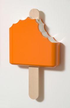 Creamsicle by Tim Berg