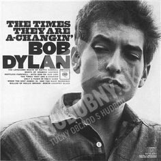 Bob Dylan - Times they are a changing (Vinyl) od 17,49 €