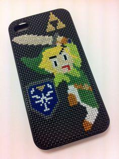 Zelda forever con esta funda !