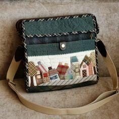 журавлик: Мастер-класс № 42. Создаем японскую сумочку.